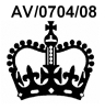 weights and measures crown mark